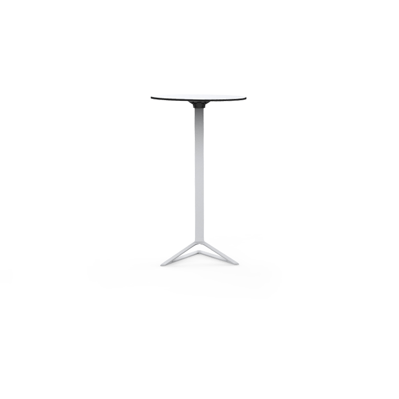 DELTA TABLE BASE h:105 cm