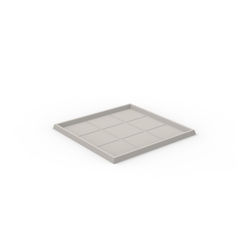 SQUARE TRAY 92x92