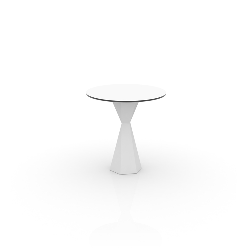 VERTEX TABLE Ø70 HPL