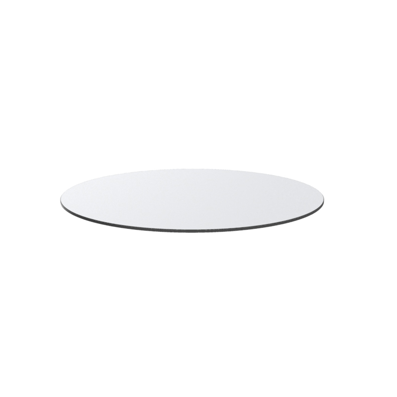 TABLE TOP HPL Dm. 89 cm, 10 mm