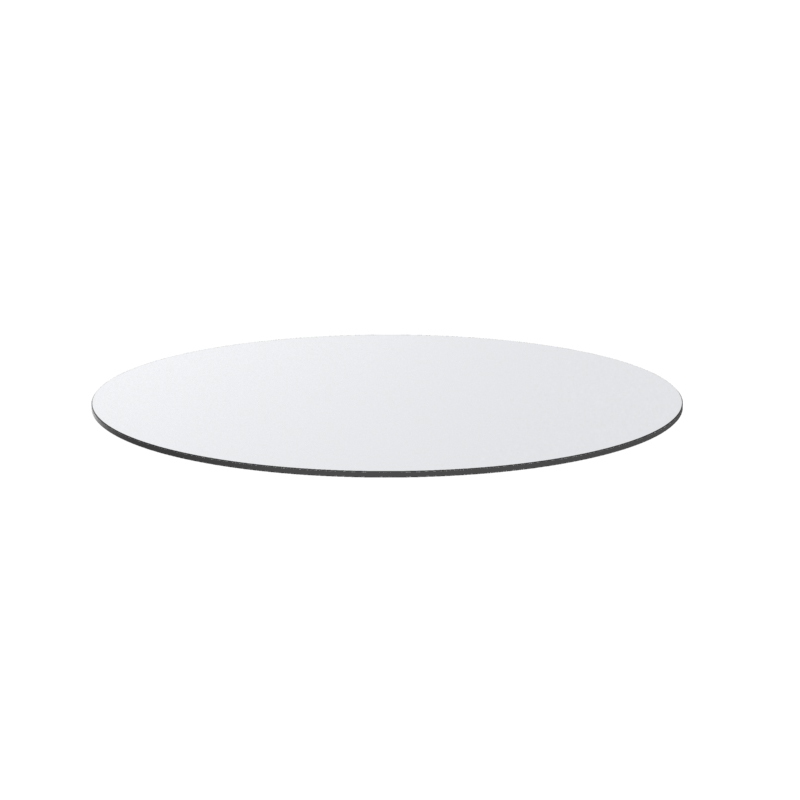 TABLE TOP HPL Dm. 100 cm, 10 mm