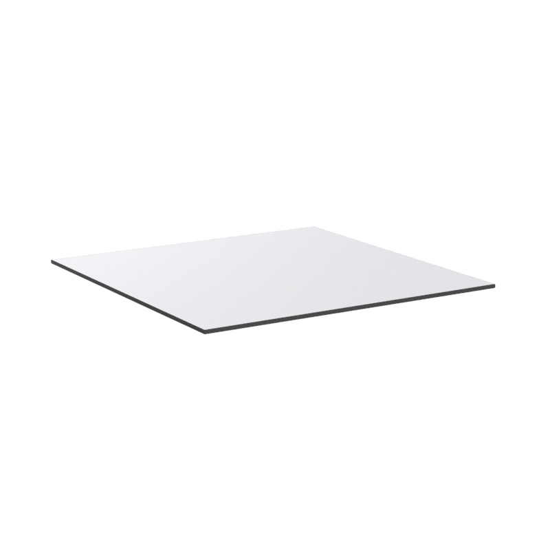 TABLE TOP HPL 79x79 cm, 10 mm