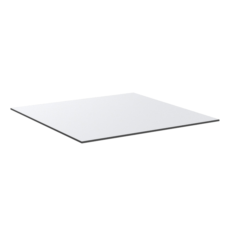 TABLE TOP HPL 89x89 cm, 10 mm