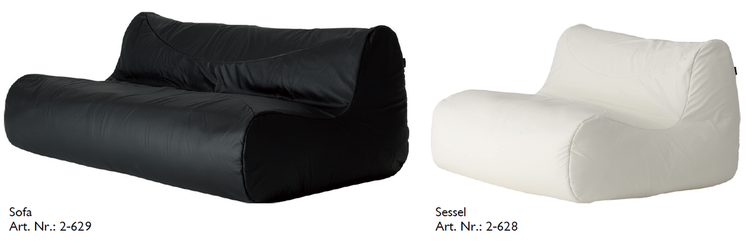 FLUID Outdoor Sofa/Sessel