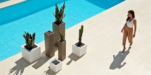 CUBO PLANTERS