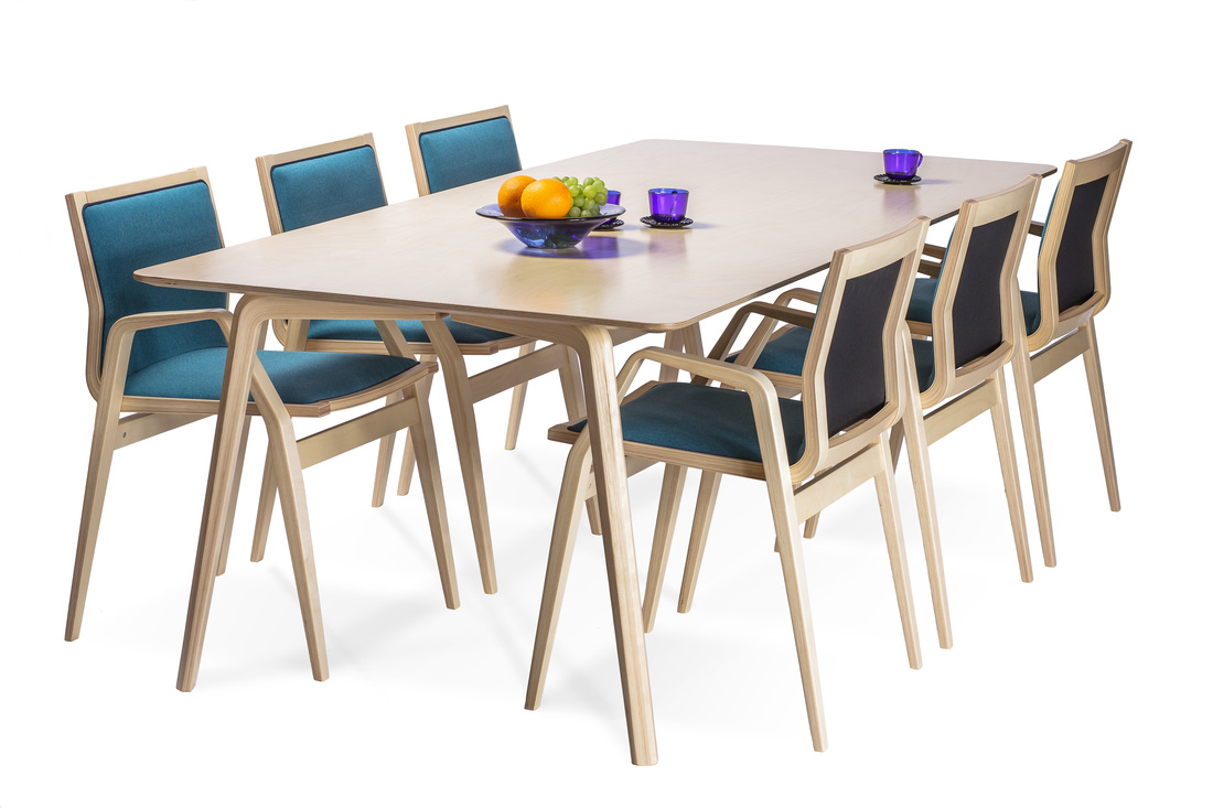 MILONGA birch plywood set