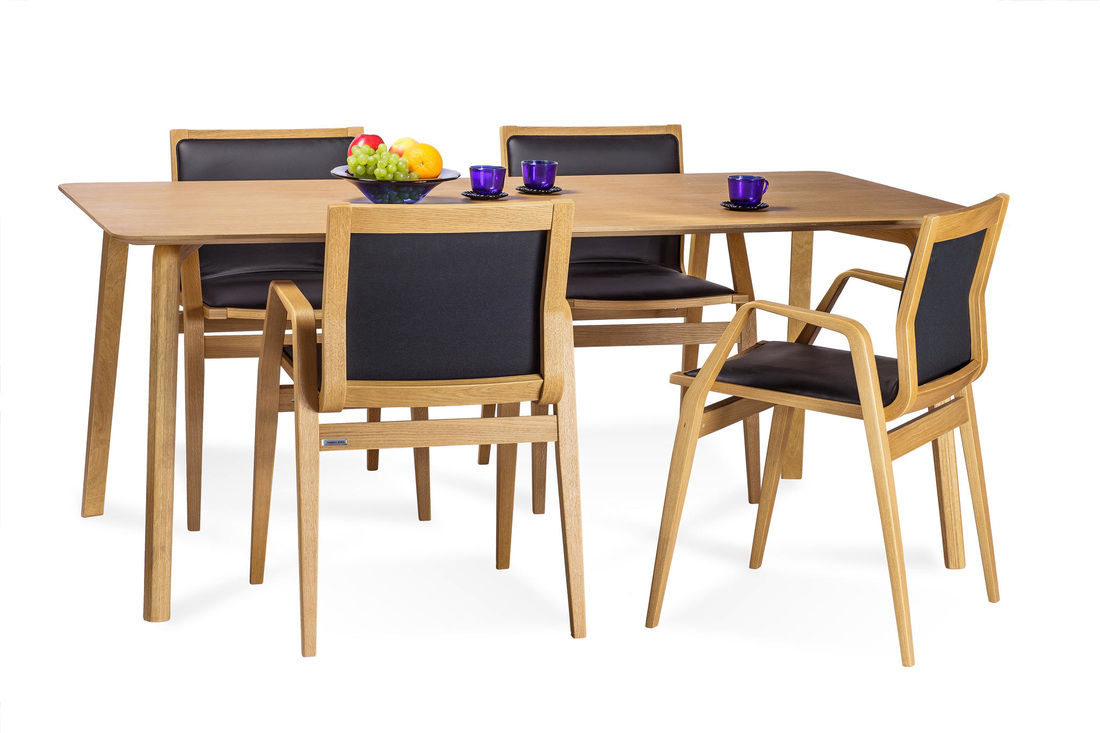 MILONGA oak top veneer set