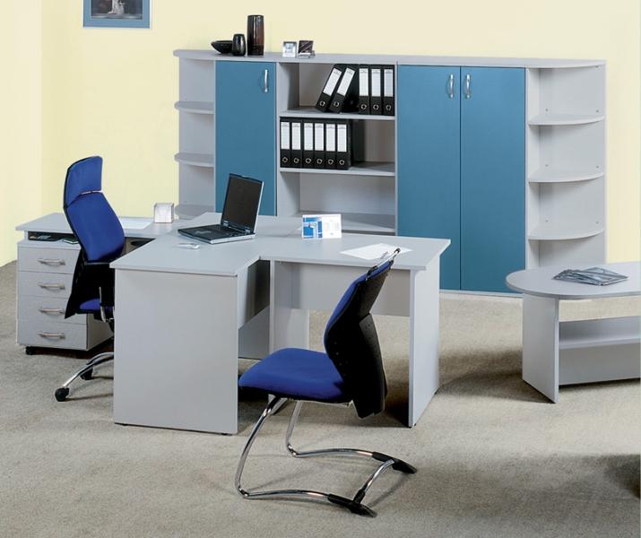 schreibtisch ergo l ct1 12 120 60 76 cm. Black Bedroom Furniture Sets. Home Design Ideas